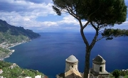 Amalfi and Positano coast villages